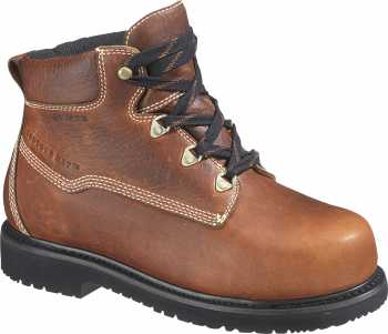 HyTest 04070 Men's, Brown, Comp Toe, EH, Internal Met, 6 Inch Boot