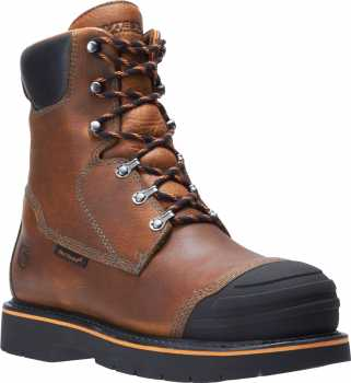 HYTEST 04321 Boulder, Men's, Alloy Toe, EH, Mt, Heat Resistant, 8 Inch Boot