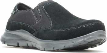 HYTEST 10119 Blake Men's, Black, Steel Toe, EH, Twin Gore Slip On