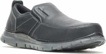 HYTEST 10180 Men's Black, Steel Toe, EH, Twin Gore Slip On