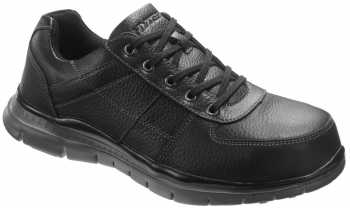HyTest 10190 Men's Black, Steel Toe, EH Oxford
