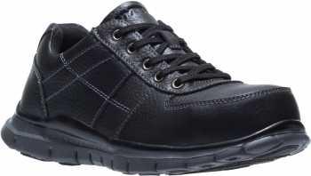 HYTEST 10190 Men's Black, Steel Toe, EH Oxford