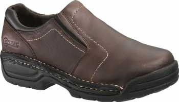 HYTEST 10211 Men's Steel Toe, EH, Internal Met, Opanka Construction, Casual Oxford