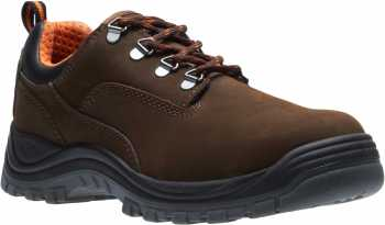 HYTEST 10751 Unisex Brown, Steel Toe, EH Oxford