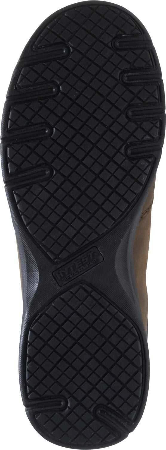 HYTEST 10831 Brown, Unisex, Nano Toe, SD, Twin Gore Slip On
