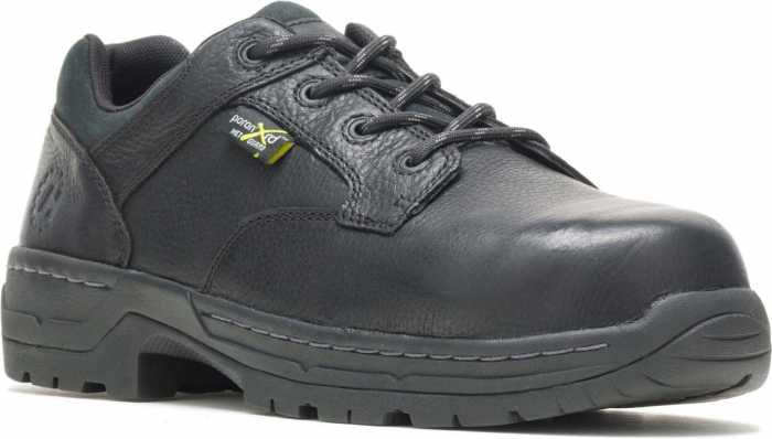 HYTEST 10970 Men's Black Nano Toe, EH Mt Oxford