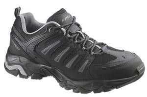 HYTEST 11100 Black Electrical Hazard, Steel Toe Unisex Multisport Athletic