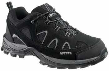 HYTEST 11350 Black Electrical Hazard, Steel Toe Men's Multisport Low
