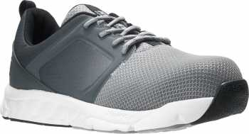 HyTest 11502 Alastor Xergy, Men's, Grey, Nano Toe, SD, Casual Oxford