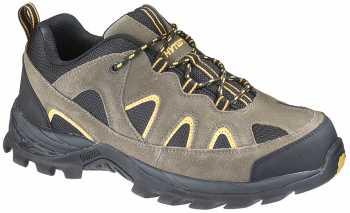 HYTEST 11822 Men's Olive Grey, Steel Toe, EH, Multisport Low