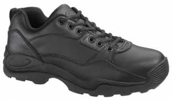 HYTEST 11880 MENS BLACK ATHLETIC OXFORD NON METALLIC COMPOSITE TOE EH SR