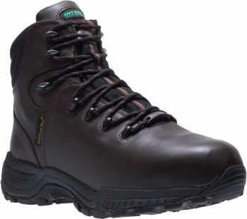 HYTEST 12111 Rylie, Men's, Brown, Comp Toe, Met-Guard, WP, Non-Metallic Hiker