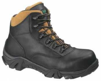 HyTest 12170 Rylie, Men's, Black, Comp Toe, EH,WP, Non-Metallic Hiker
