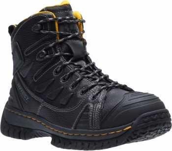 HYTEST 12510 Men's Colt Black, Steel Toe, EH Hiker