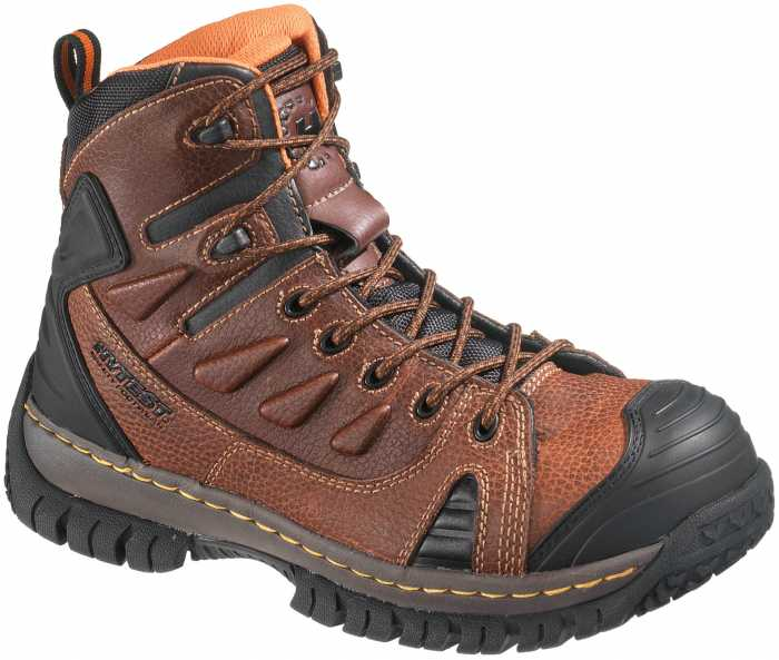 HYTEST 12511 Colt Men's Brown, Steel Toe, EH Hiker