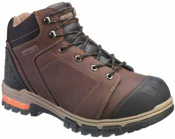 HYTEST 12541 Unisex Brown, Steel Toe, EH, Waterproof Hiker