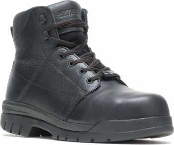 HYTEST 13310 Men's Steel Toe, EH, Con Tour Internal Met Guard, 6 Inch Boot