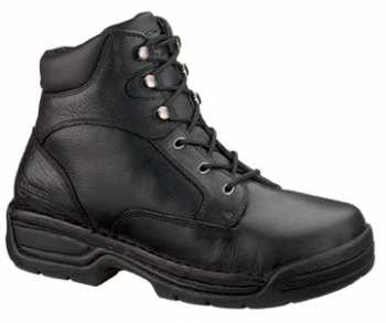 HyTest 13330 Men's, Black, Steel Toe, EH, Internal Mt, 6 Inch Boot
