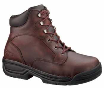 HyTest 13331 Men's, Brown, Steel Toe, EH, Internal Mt, 6 Inch Boot
