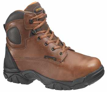 HYTEST 13451 Men's, Brown, Steel Toe, EH, Internal Met, 6 Inch Boot