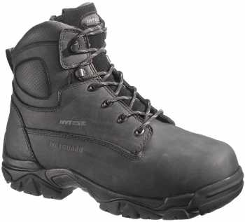 'HyTest 13540 Apex, Men's, Black, Comp Toe, EH, Mt, 6 Inch Boot