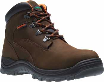 HYTEST 13751 Men's Brown, Steel Toe, EH, Waterproof, Hiker