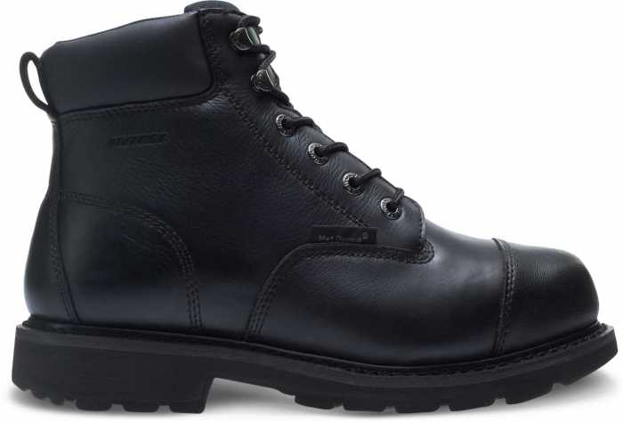 HyTest 13810 Unisex, Black, Steel Toe, EH, Mt, WP, 6 Inch Boot