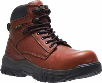 HYTEST 13811 Men's, Brown, Comp Toe, EH, 6 Inch Boot