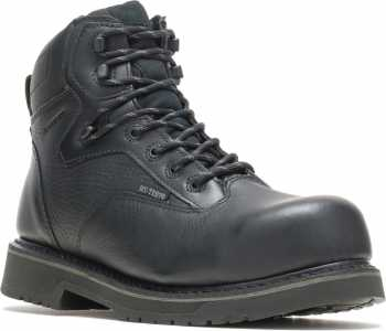 HYTEST 13890 Black Composite Toe, EH, Waterproof Unisex 6 Inch Boot
