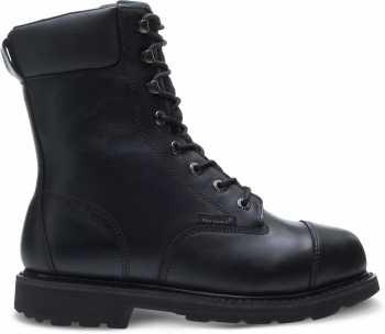 HyTest 14870 Men's, Steel Toe, EH, Mt, Waterproof, Insulated, 8 Inch Boot