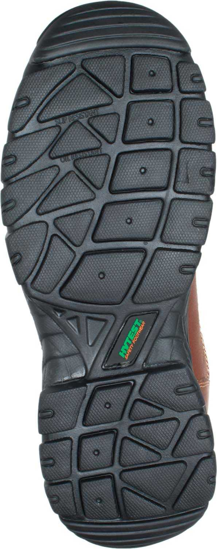 HYTEST 15261 Unisex Brown XRD Internal Metatarsal Guard, Composite Toe, Electrical Hazard Wellington