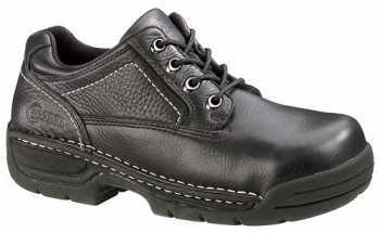 HYTEST 17150 Black Electrical Hazard, Steel Toe, Women's Opanka Oxford