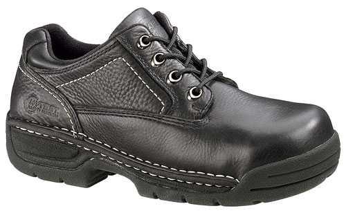 HYTEST 17150 Black Electrical Hazard, Steel Toe, Women's Opanka Oxford