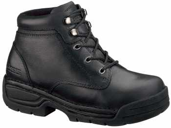 HYTEST 17370 Women's, Black, Steel Toe, EH, 5 Inch Boot