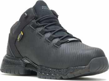 HYTEST FootRests 2.0 21400 Baseline, Men's, Black, Nano Toe, EH, Mt Trainer
