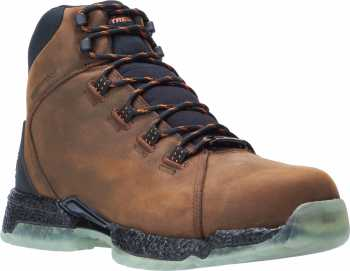 HYTEST FootRests 2.0 22471 XERGY, Men's, Brown, Nano Toe, EH, WP Hiker