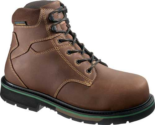 0aba73e2736 HyTest FootRests Brown 6 Inch Waterproof Boot Men's