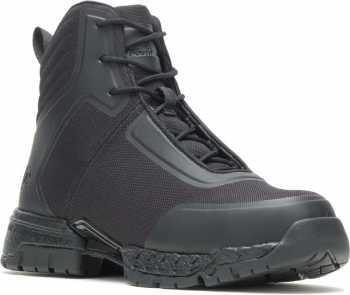 HYTEST FootRests 2.0 23190 Mission, Men's, Black, Nano Toe, EH, 6 Inch Zipper Boot