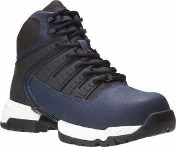 HyTest 23332 FootRests 2.0 Tread, Men's, Navy, Nano Toe, EH Hiker