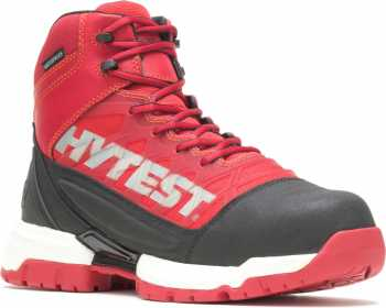 HyTest 23343 Footrests 2.0 Charge, Men's, Red, Nano Toe, EH, WP Hiker