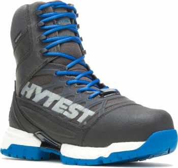 HYTEST 24402 Charge, Men's, Grey, Nano Toe, EH, WP/Insulated, 8 Inch Hiker