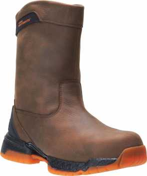 HYTEST FootRests 2.0 25241 XERGY, Men's, Brown, Nano Toe, EH, Wellington