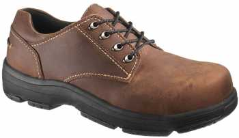 HYTEST 30411 Brown Static Dissipating, Composite Toe Men's Oxford