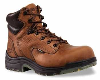 Timberland PRO TM26388 Nepal Coffee, Women's, TiTAN Alloy Toe, EH, 6 Inch Work Boot