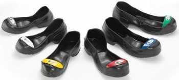 Wilkuro Steel Toe Overshoe Size L Red (Men's Size 10-11)