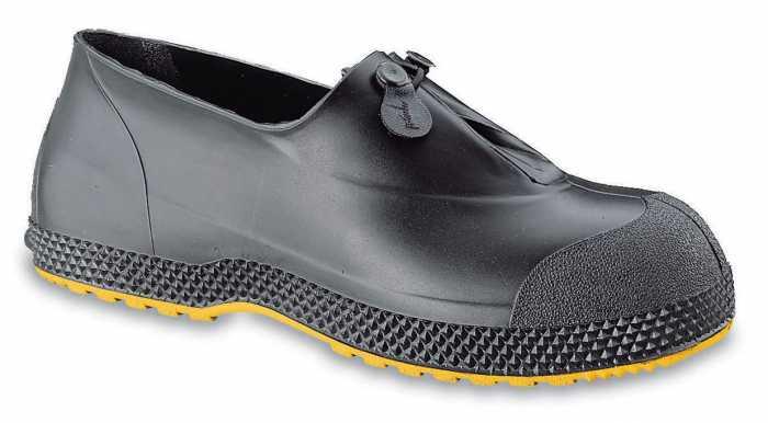Servus 4 Black PVC Soft Toe Pull On Overshoe