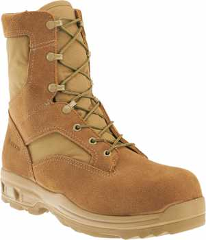 Bates BA11003 TERRAX3, Coyote, Men's, Comp Toe, EH, Hot Weather, 8 Inch Boot