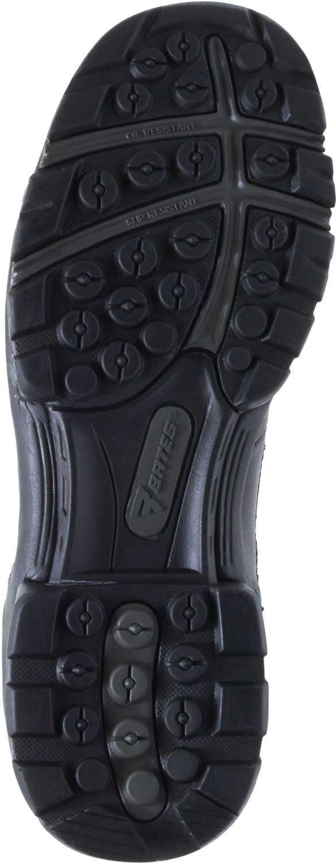 Bates BA2263 Black Composite Toe, Electrical Hazard, Side Zipper Men's 8 Inch Tactical Sport Boot