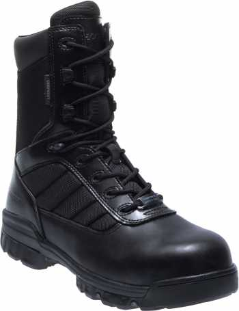 Bates BA2263 Black Composite Toe, Electrical Hazard, Side Zipper Men's 8 Inch Tactical Sport Boot