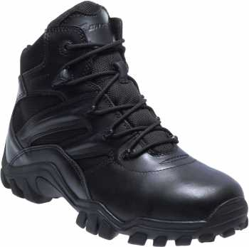 Bates BA2346 Black Soft Toe Side Zip Men's Delta 6 Inch Boot